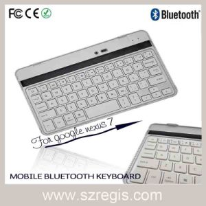Mobile Mini Wireless Bluetooth PC Keyboard for Google Nexus 7 pictures & photos