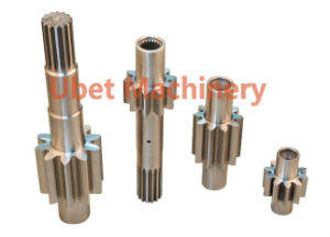 Stainless Steel Gear Shaft Made to Order pictures & photos