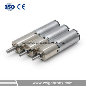 High Quality 0.5-4.5W 24V DC Gear Motor with Gearbox pictures & photos