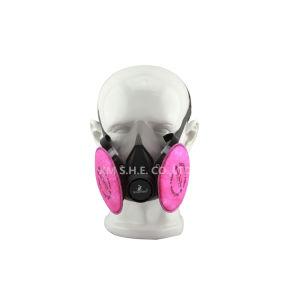 Customized Brand Half Mask Respirator (Maesrto 6200) pictures & photos