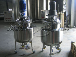 500 Gal Chemical Painting Mixing Tank pictures & photos