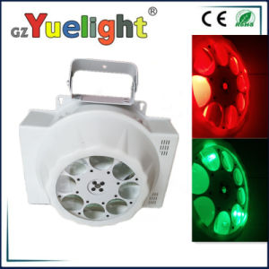 Guangzhou Hot Sale 8PCS 3W RGBW LED Moving Head Patterns Light pictures & photos