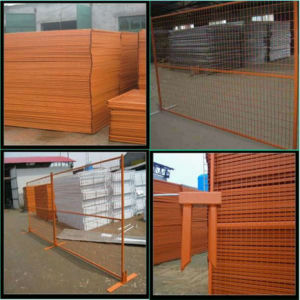 Canada Temporary Fence Panel pictures & photos