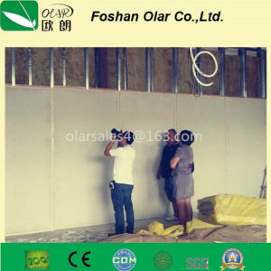 Fiber Cement Board--Acoustic Dry Wall System pictures & photos