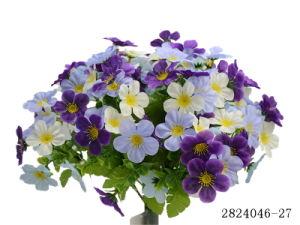 Artificial/Plastic/Silk Flower Forget Me Not Bush (2824046-27) pictures & photos