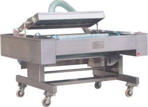 Belt-Type Vacuum Packaging Machine (DZ-1000) pictures & photos