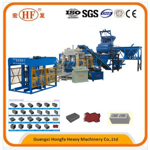 Compressed Earth Blocks Brick Machines in Africa pictures & photos