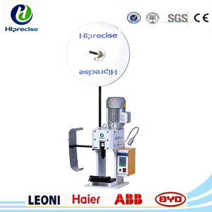 High Precision Manual Semi Automatic Wire Terminal Crimping Machine