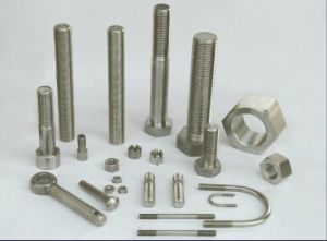 Left Hand Hex Bolt Hardware Fasteners DIN933 Hex Bolt, pictures & photos