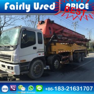 Sany Made 2004 Used 42m Concrete Pump Truck for Sale pictures & photos