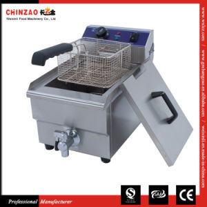 Chinzao Ce SAA Certified Multifunctional Automatic Electric Deep Fryer pictures & photos
