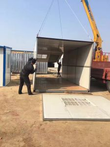 Prefab Luxury House Container House Price Shipping pictures & photos