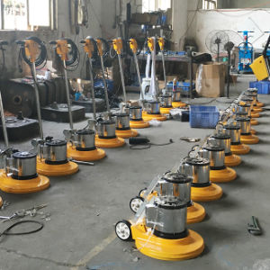 Manual Floor Cleaning Machine Single Plate Floor Sweeper pictures & photos