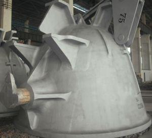 OEM Sand Casting Part Slag Ladle for Mine Casting pictures & photos
