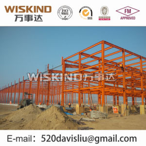 Multi Storey Commercial Steel Structure Building with Sandwich Panel pictures & photos