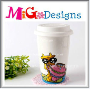 Custom Design Wholesale Ceramic Coffee Cup Gift Set pictures & photos