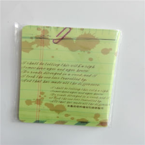 No Pollution Paper Stone Paper Without Acid and Wood Pulp pictures & photos