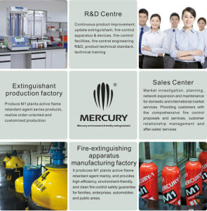 500ml High-Efficiency Car Fire Extinguishers M1 (MSJ-500) 10 pictures & photos