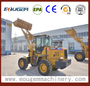 2000kg Rated Loading Wheel Loader Made in China pictures & photos