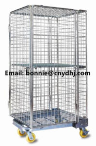Rolling Door Side Open Storage Shipping Container pictures & photos