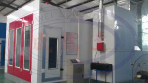 Wld9200 Top Grade Car Water Based Paint Spray Booth pictures & photos