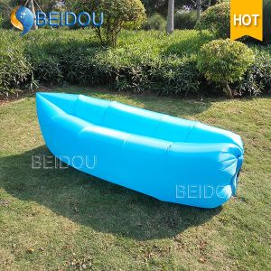 2017 New Premium Lamac Hangout Sleep Laybag Lounger Inflatable Air Sofa