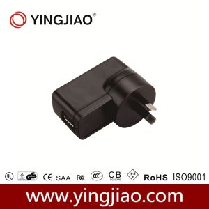 5V 2.1A 12W DC USB Power Adapter with Ce/EMC/ERP Compliance pictures & photos