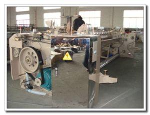 Heavy Duty Bed Sheet Making Machine Water Jet Loom