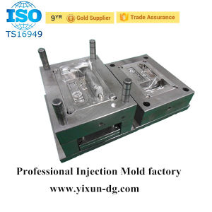 OEM Custom Meal Tray Injection Mold pictures & photos