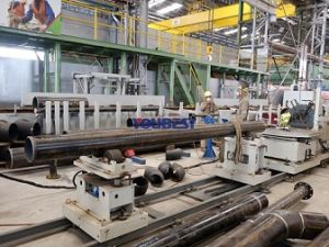 Offshore Pipe Prefabrication Automatic Machine Welding System pictures & photos