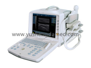 Full Digital Ce ISO Approved Portable Veterinary Ultrasound System pictures & photos