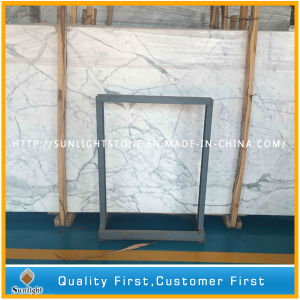 Natural Italian Calacata White Marble for Kitchen Countertops, Worktops, Tiles pictures & photos