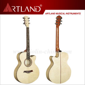 Maple Top Back&Side Acoustic Guitar (AG4016C) pictures & photos