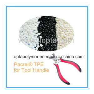 Thermoplastic TPE Material for PP Overmolding pictures & photos