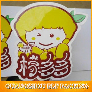 PVC Vinyl Unique Car Sticker (BLF-S073) pictures & photos