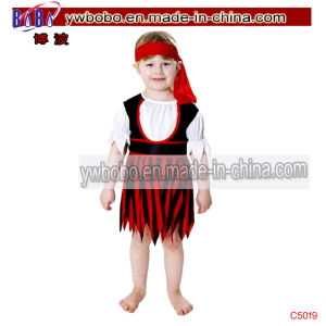 Carnival Costume Pirate Girls Tripeu for Halloween Party (C5019) pictures & photos