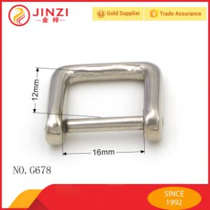 High Quality Zinc Alloy Square Shackle Buckle