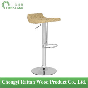 PE Rattan Bar Chair Counter Stool PS-09 pictures & photos