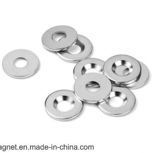 Strongest Sintered Permanent NdFeB/Neodymium Magnet pictures & photos
