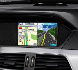 Android GPS Navigation Video Interface for Mercedes-Benz C Class (NTG-4.5) pictures & photos