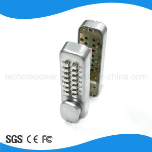 No Battery Mechanical Code Door Lock, Password Lock pictures & photos