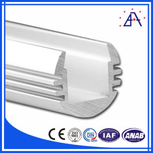 Round Shape LED Aluminum Profile pictures & photos
