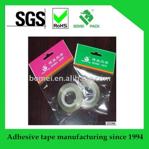 Good Quality BOPP Stationery Tape for School Use pictures & photos