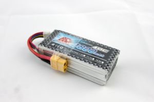 1800mAh 11.1V 40c Lithium Polymer Fpv Drone Battery pictures & photos