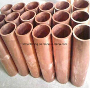 OEM Pure Large Diameter Copper Pipe Industrial Pipes pictures & photos