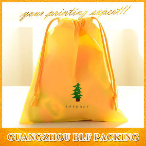 Custom Nylon Drawstring Bag for Hot Stamping (BLF-NW121) pictures & photos