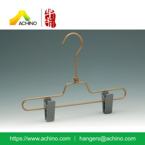 Aluminum Hanger with Plastic Clips for Children (APSH101) pictures & photos