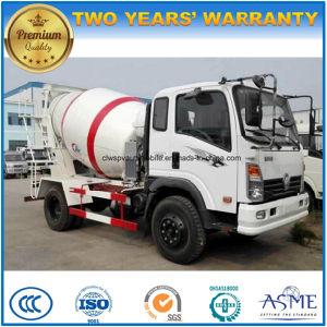 5 Cubic Meters Concrete Mixer Truck Price pictures & photos