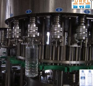 Automatic Water Washer Filler Capper Three in One Machine pictures & photos