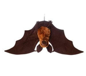 Plush Christmas Gift Stuffed Animal Bat with Wings pictures & photos